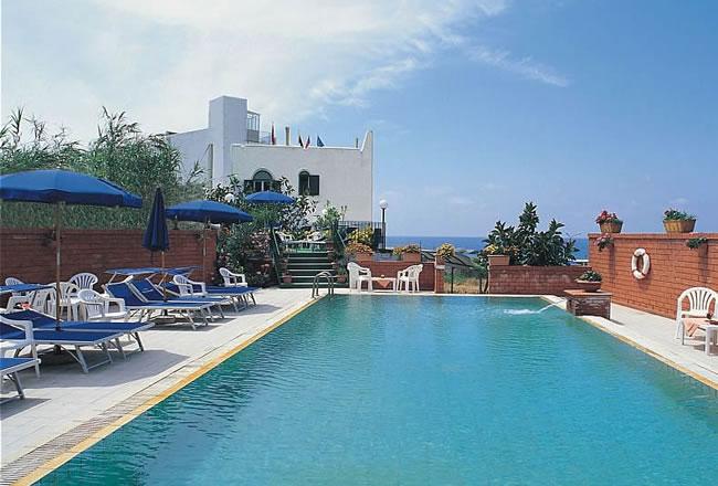 Hotel Punta Imperatore  Stelle Forio