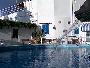 Hotel Terme Tusculum - Piscina Scoperta