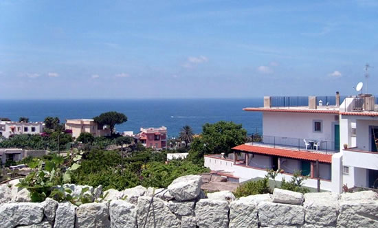 Ischia Forio Hotel Villa Cimmentorosso
