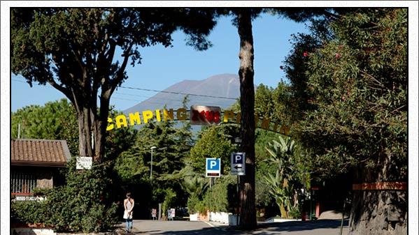 Camping Zeus - Pompei