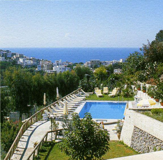 Hotel La Luna - Ischia