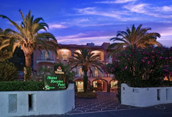 Hotel Regina Palace - Ischia