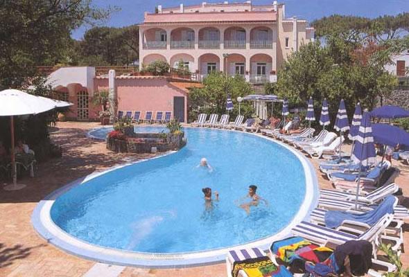 Hotel regina palace ischia albergo ischia for Boutique hotel ischia