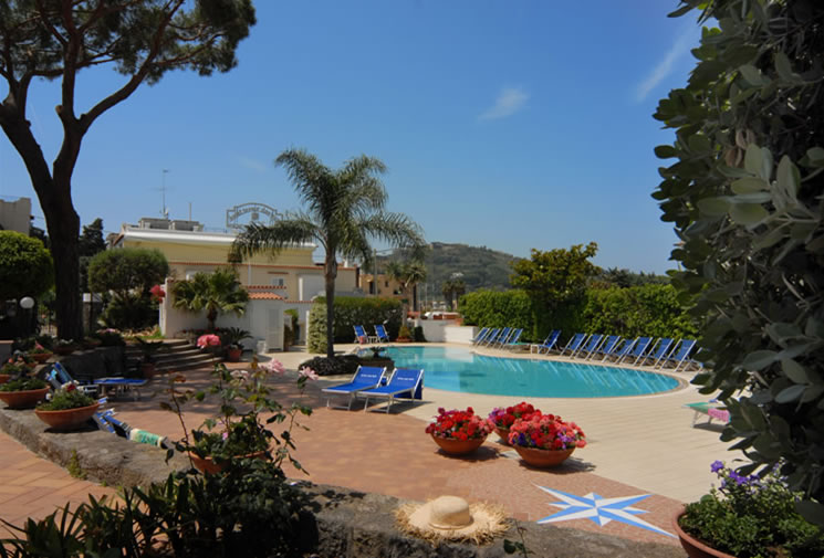 Hotel Terme Don Pepe - Ischia