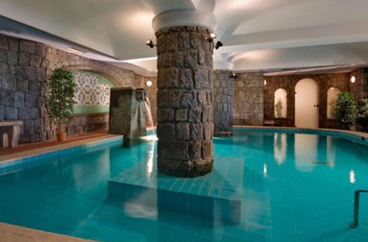 Hotel terme san lorenzo ischia forio d 39 ischia - Hotel corvara con piscina interna ...