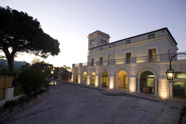 Hotel Villa  Savoia - Ischia