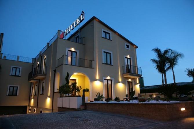 Hotel Visagi - Pompei