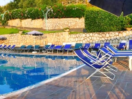 Residence Gocce di Capri - Massa Lubrense - Sorrento