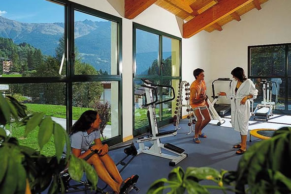 Gaia Wellness Residence Hotel - Palestra