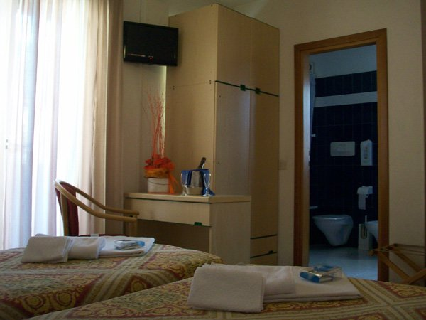 Hotel Allo Zodiaco - Camera