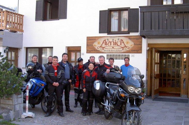 Hotel Arnica - Esterno Hotel
