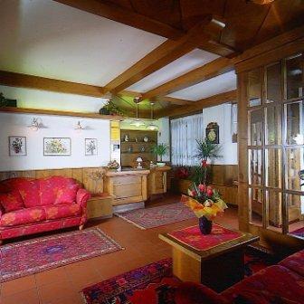 Hotel Arnica - Interni