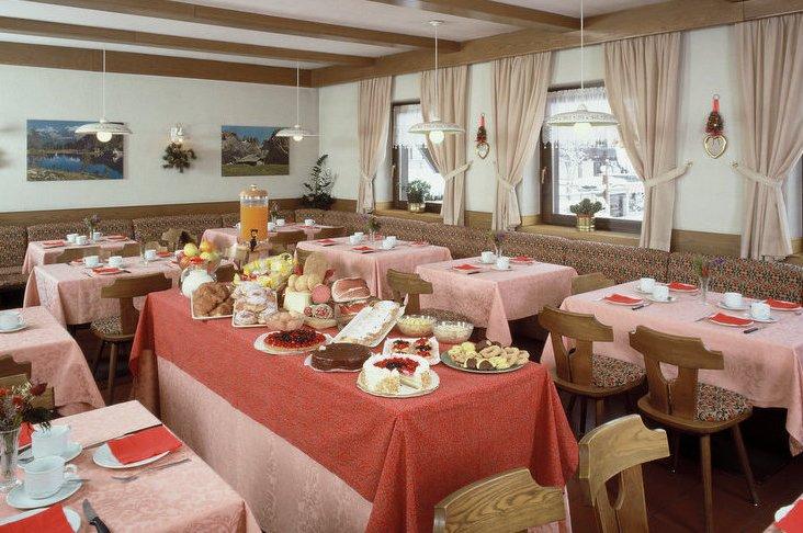 Hotel Arnica - Ristorante