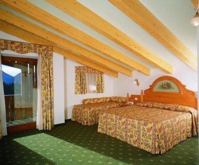 Hotel Bonapace - Camera