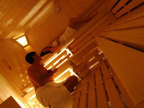 Hotel Cevedale - Sauna