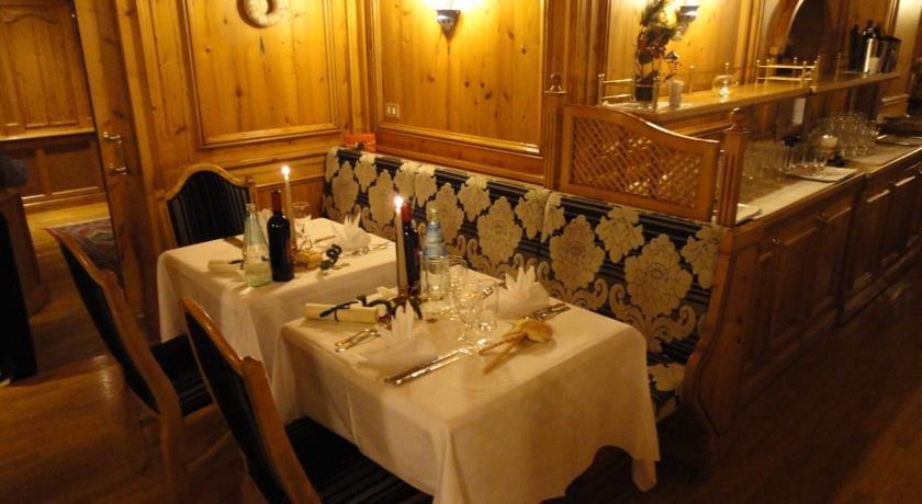 Hotel Cevedale - Ristorante