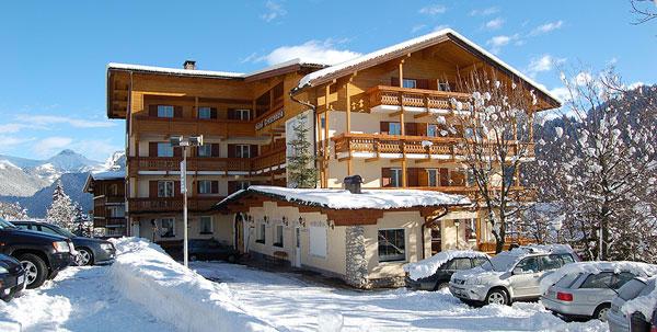 Hotel Crescenzia - Struttura