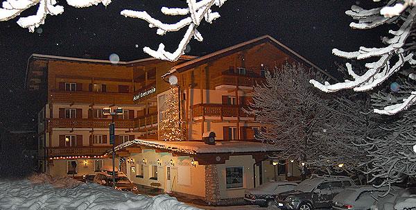 Hotel Crescenzia - Esterno Hotel