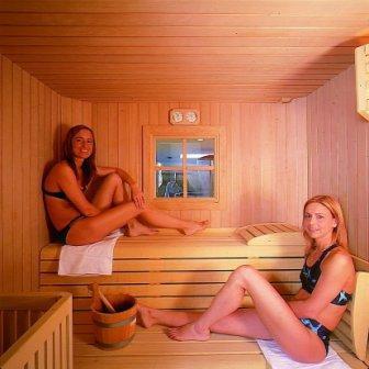 Hotel Cristina - Sauna