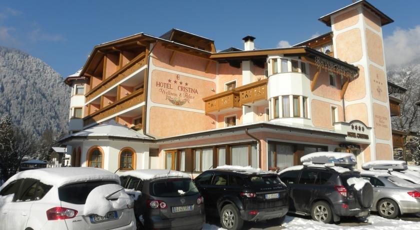 Hotel Cristina - Esterno Hotel
