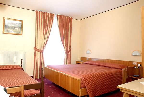Hotel Europa (Campiglio) - Camera