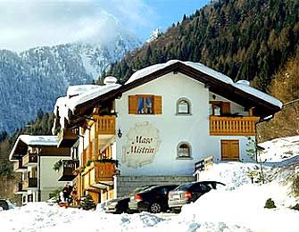Hotel Garn� Maso Mistrin - Hotel