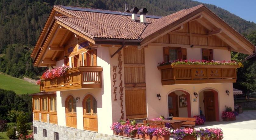 Hotel Genzianella - Hotel