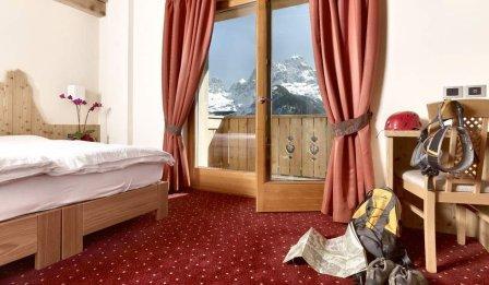 Panorama Hotel Fontanella - Camera