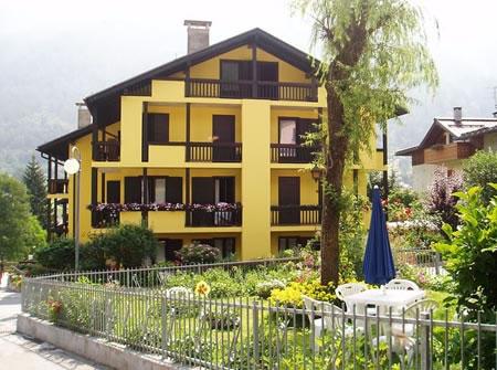 Residence Erika - Esterno Hotel