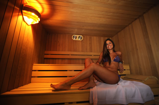 Residence Laste` - Sauna