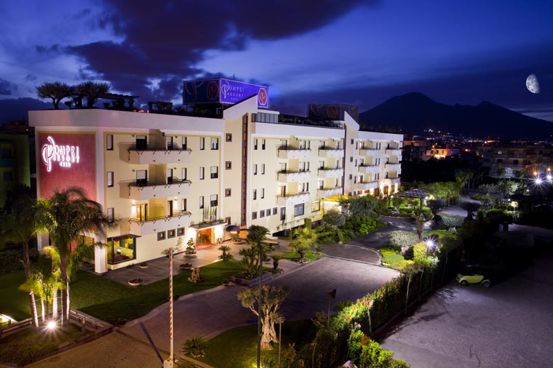 Hotel Pompei Resort